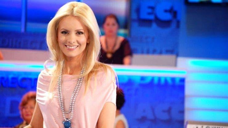 Simona Gherghe revine in televiziune