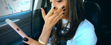 Stefania, probleme de sanatate