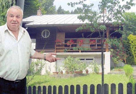 Uite cum arata vila de revolutionar a lui Alexandru Arsinel: Are vedere in curtea lui Iohannis! Locuinta actorului este una cu totul speciala, fiind probabil cel mai bogat actor in Romania