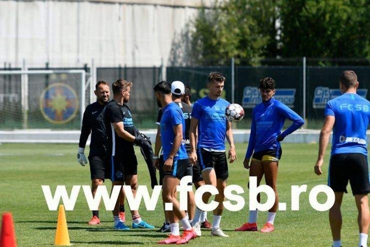 fcsb, slovan, Europa League,