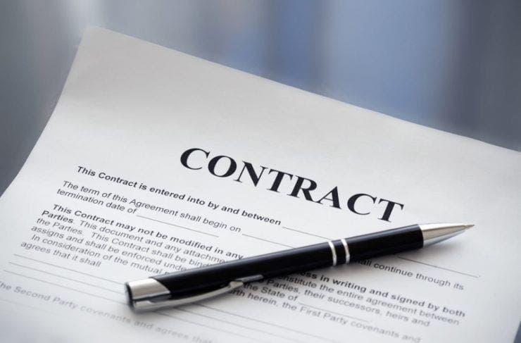 contract de prestări de servicii