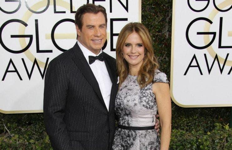 Kelly Preston si John Travolta