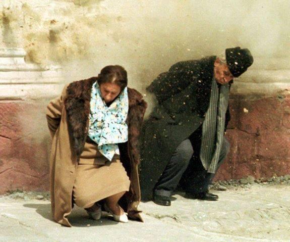 Nicolae si Elena ucisi