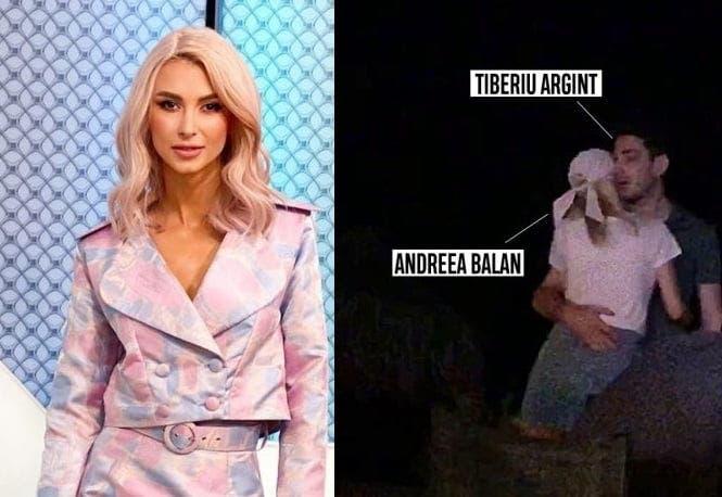 Andreea Bălan are un nou iubit. Cei doi au fost surprinși în Vamă, în ipostaze INCENDIARE! FOTO