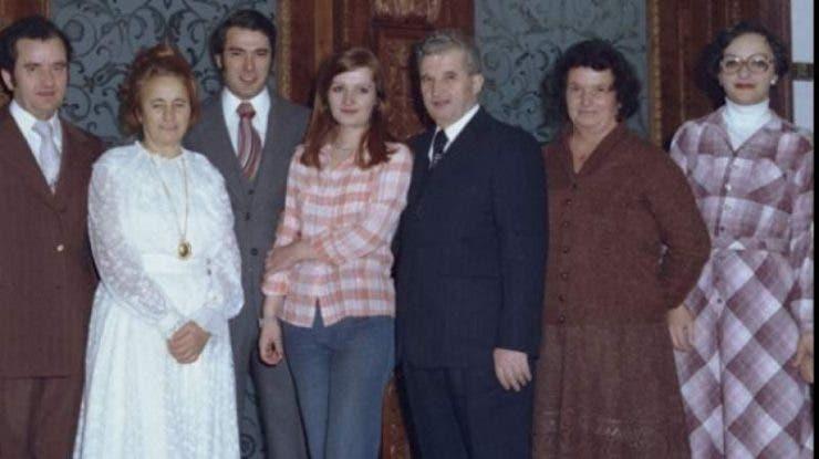 Zoe si Sotii Ceausescu