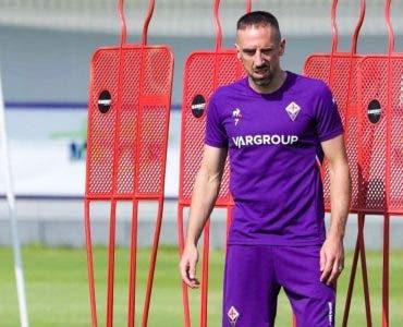 fotbalist hoti, Franck Ribery