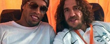 Ronaldinho, Paraguay, arestat