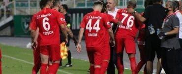 Marius Şumudică, Gaziantep FK,
