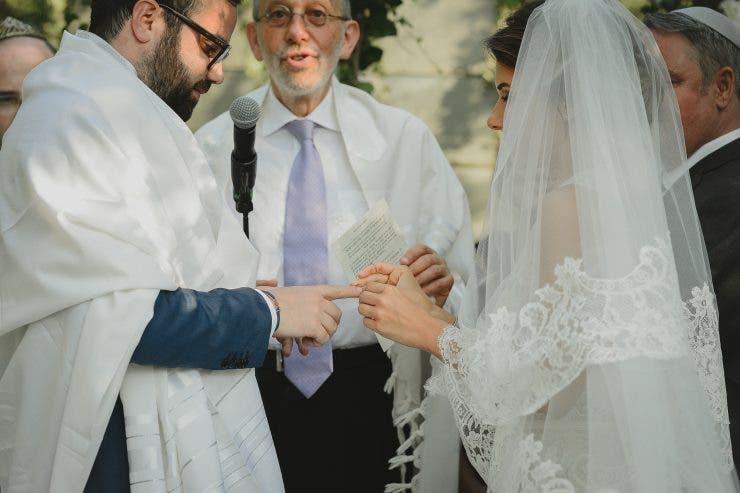 Care sunt traditiile evreiesti de nunta?