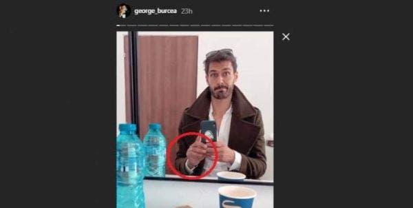 George Burcea verigheta