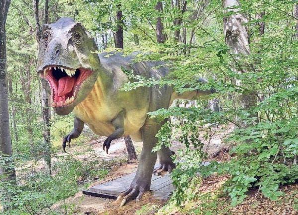 Dino Parc din Rasnov