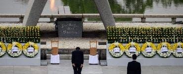 75 de ani de la Explozia de la Hiroshima și Nagasaki Mesajul de pace al supraviețuitorilor