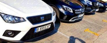 ANAF a scos zeci de mașini la vânzare