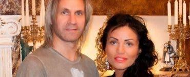 Alin Oprea și Larisa, fosta soție