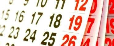 Câte zile libere de la stat vor avea românii în luna august