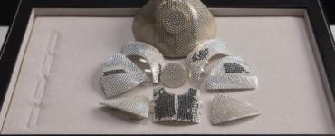 Compania Yvel lucrează la cea mai scumpă mască anti Covid-19 din lume. Care sunt costurile măștii și când va fi gata