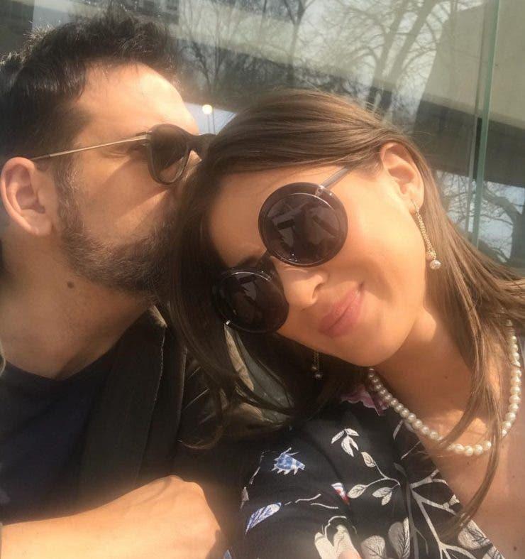 Cristina Dorobantu si Mihai