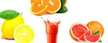 Cura de detoxifiere cu suc de portocală și lămâie