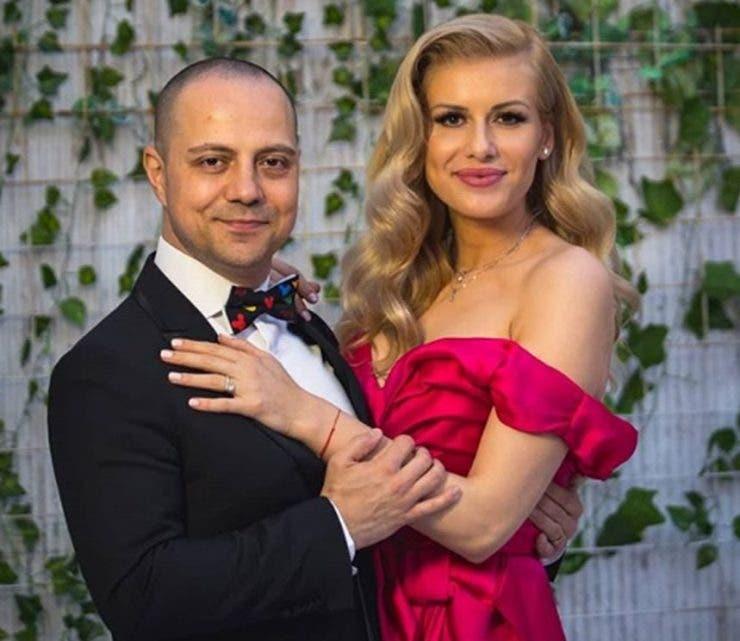Dan Badea si Madalina