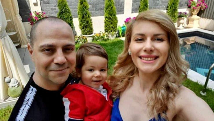 Dan Badea si familia