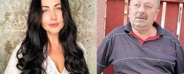 Gabriela Cristea si tatal sau
