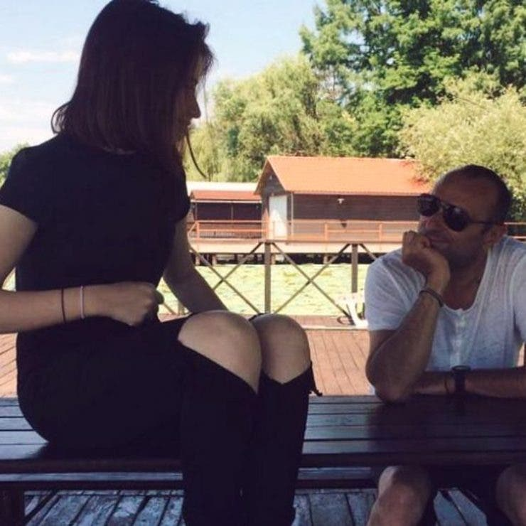 Marius Tucă și Daria