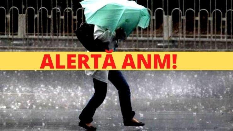 Meteorologii au anunțat COD PORTOCALIU