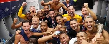 liga campionilor, PSG