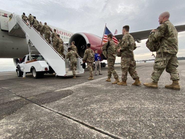 SUA aduce un număr substanțial de trupe în România. Românii sunt aliații cheie pe care se bazează America