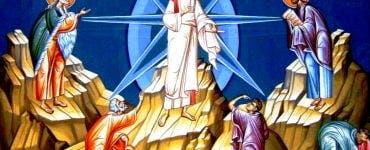 Schimbarea la Față a lui Iisus Hristos