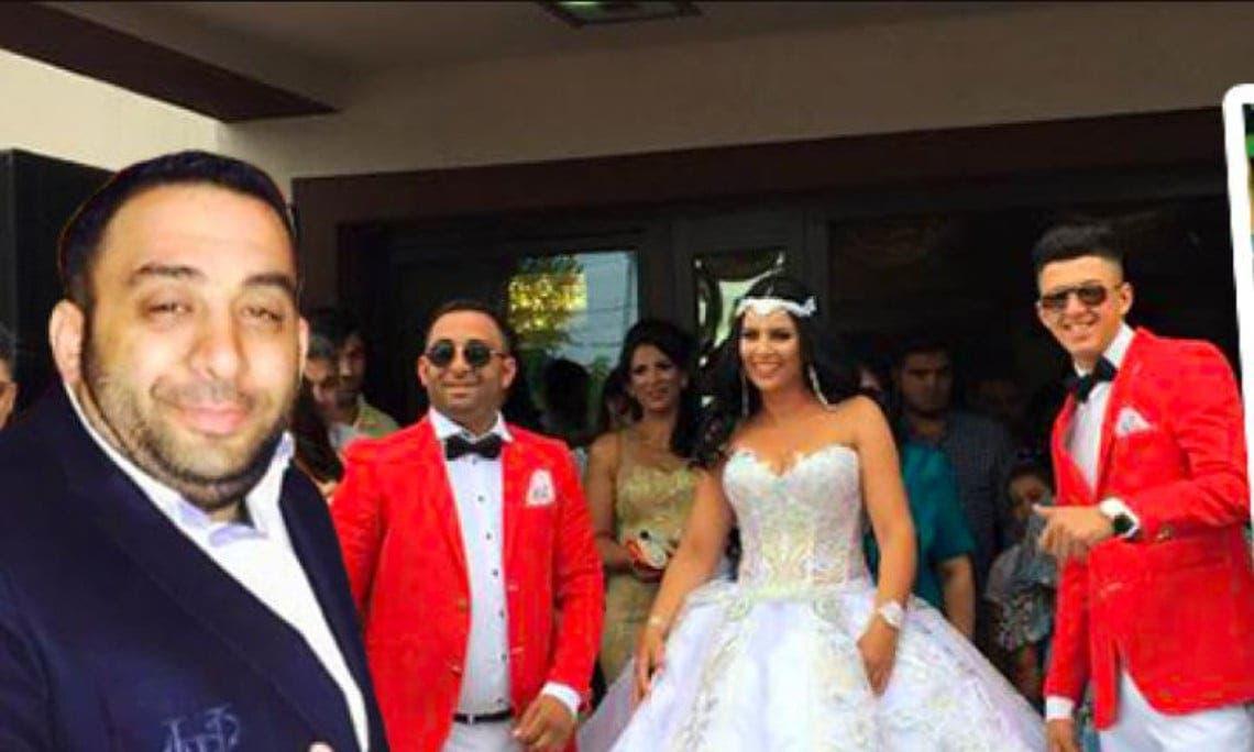 Imaginile groazei! Văduva lui Emi Pian s-a prăbușit de durere la priveghiul soțului său FOTO