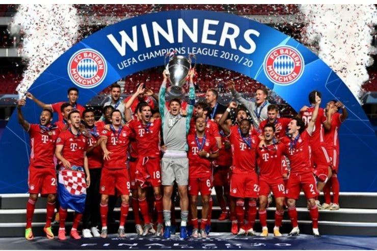 liga campionilor, Bayern Munchen, PSG,