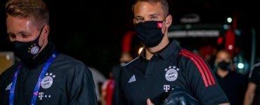 Bayern Munchen, PSG, liga campionilor