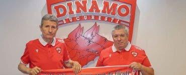 Dinamo, Multescu, liga 1,