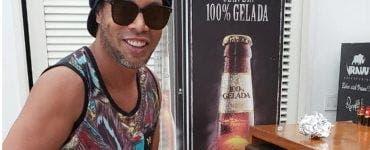 Ronaldinho, eliberare din arest