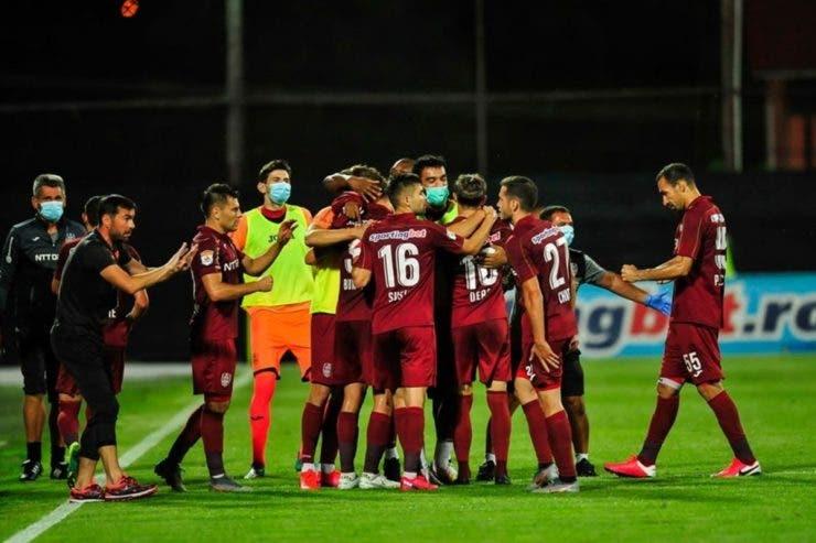 titlu Liga 1, Universitatea Craiova, CFR Cluj