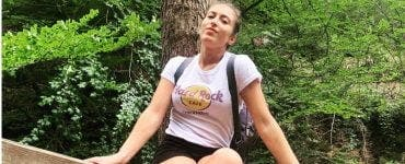 Diana Teodoru, gimnastica