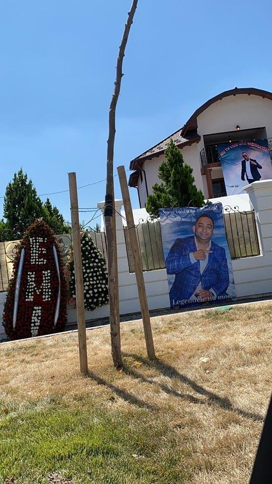 Emi Pian a fost înmormântat duminică dimineață, deși ...   Inmormantare Emi Pian