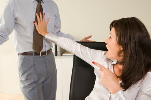 hărțuirea