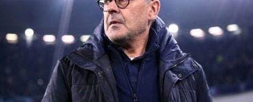 juventus, Maurizio Sarri demis