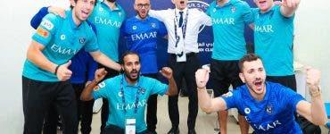 Razvan Lucescu, Al Hilal, campioana