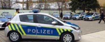 Noile mașini ale poliției