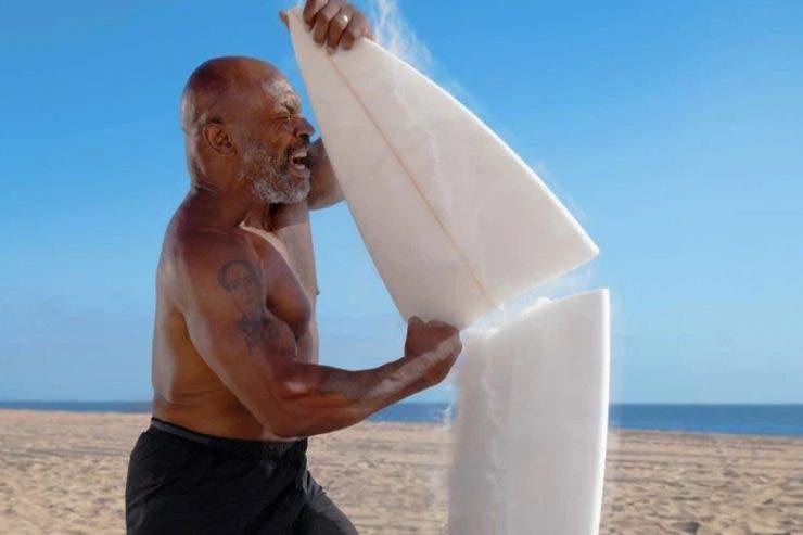 Mike Tyson, rechin,