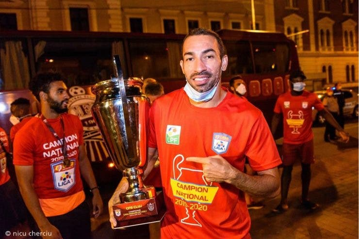 CFR Cluj, liga campionilor,