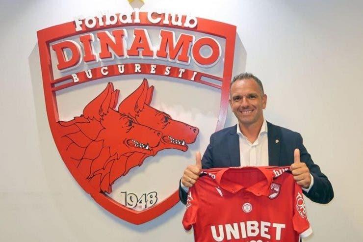 Dinamo, Pablo Cortacero, vanzare dinamo