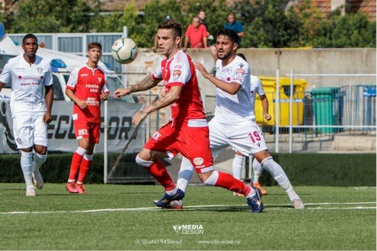 UTA, FC Arges, promovare Liga 1