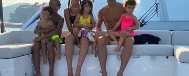 cristiano ronaldo, Georgina Rodriguez, vacanta yacht