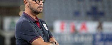 Walter Zenga demis, Cagliari, Serie A