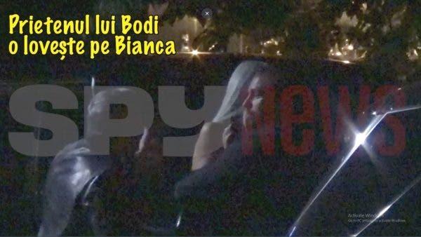 Bianca Drăgușanu, agresată pe stradă de Alex Bodi (1)
