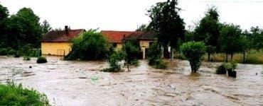 Cod roșu de inundații în România